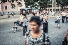 Robiąc TE zdjęcia polski fotograf ryzykował bardzo wiele. Przemycone obrazy Korei Północnej