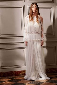 Chloé Pre-Fall 2016 Fashion Show