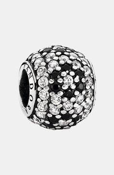 PANDORA Shimmering Blossom Bead Charm | Nordstrom