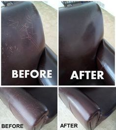 Diy Projects: How to Fix Scratches on Leather