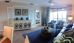 Antonia by Lennar at Treviso Bay Golf and Country Club in Naples. Interior design by Janet Graham, Baer's Furniture Naples.