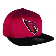 Arizona Cardinals NFL Main Logo Snapback Hat (Red) Cardinals Hat 197d787d8429