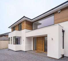 Klassisch, minimalistisch oder rustikal? Dieses Haus vereint…