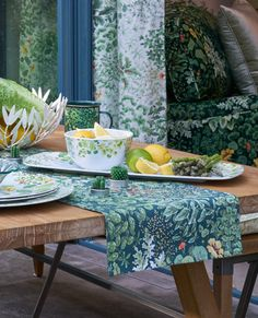 Living Wall Melamine Serving Tray #lauraashleyhome