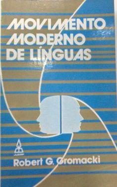 Movimento Moderno de Línguas - Sebo Arca | Estante Virtual Books, Trendy Tree