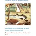This awesome project allows students to understand the importance of the Nile River in ancient Egypt. $3.00 Students work collaboratively (in groups of 2...