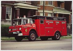 Chicago Fire Department Squad 3                                                                                                                                                     Mais