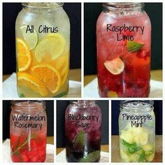 Refreshing Drinks (Non-Alcoholic)