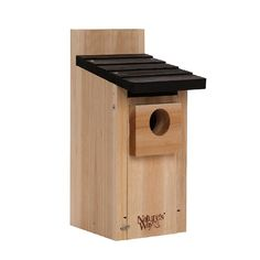 Nature's Way Advanced Bird Products CWH3 Bluebird and Wild Bird House