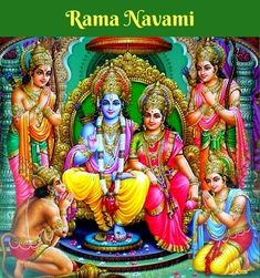 Rama Navami Special Rituals helps to remove all afflictions in life.
