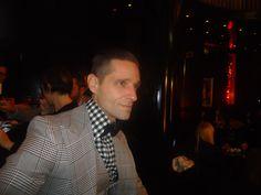 handmade glen plaid  peak lapel 3pc suit. The king of style. Milano/Italy
