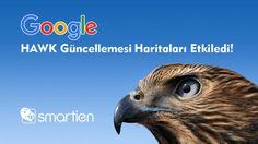 Google Haritaları Değiştiren Hawk Güncellemesi Google, Seo, Animals, Animales, Animaux, Animal, Animais