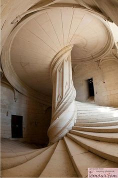 DaVinci Staircase. Enough said.