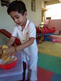 Activities in Bachpan playschool
