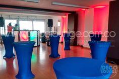 muebles para eventos
