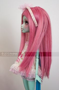 unknown monster high OOKE DOLL