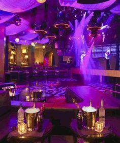 Marquee Nightclub at Cosmpolitan in Las Vegas #interior #design #decor #nightclub #club #bar