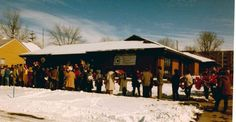 Pictured is the ribbon cutting ceremony on February 15, 1986 when our House opened as an eight bedroom facility to serve families. Over the years we expanded to twelve bedrooms & serve over 400 families each year from all over the world!