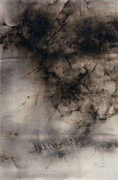nearlya: The Burn Paintings of Cai Guo-Qiang