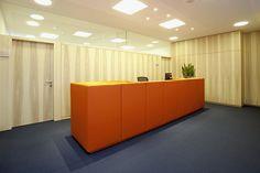 Volksbank Attnang | Hinterwirth Volksbank, Modern, Divider, Cabinet, Storage, Furniture, Home Decor, Architecture, Projects