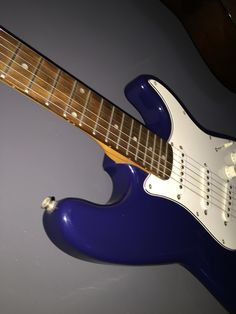We're got another guitar for sale. A lovely Stratocaster has come through the door at Teach Me Music