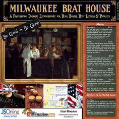 Milwaukee Brat House