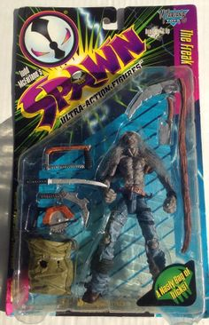 Spawn The Freak Ultra Action Figures McFarlane Toys 1996