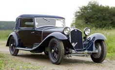1934 Mercedes-Benz 500 K/540K Spezial Roadster