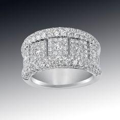 Diamond Ring Style ID: 14125