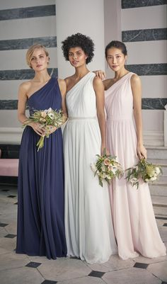 TIE THE KNOT: Which colour will you choose for your bridesmaid dress? #WedWithTed