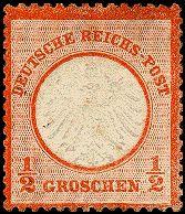 Briefmarke Deutsches Reich 1872