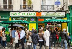 Read our picks for the 9 best vegetarian and vegan restaurants in Paris here-- and never settle for a plate of steamed carrots and cabbage again.