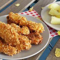 Copycat   Copycat Cane's Fried Chicken Recipe   Recipe4Living