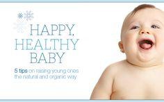 Happy Healthy Baby - KIWI magazine