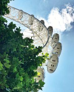 London Eye London Eye, Fair Grounds, Travel, Viajes, Destinations, Traveling, Trips