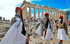 Commemorating Liberation - Greece Is