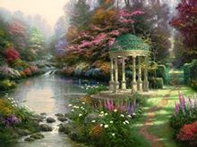 Thomas Kinkade    (January 19, 1958 – April 6, 2012)