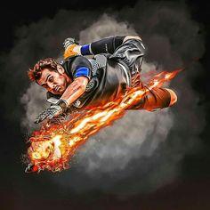 Trabalho para Iker Casillas Work for Iker Casillas Chris Evans Beard, Fc Porto, Photoshop, Goalkeeper, Real Madrid, Champion, Soccer, Legends, Naruto