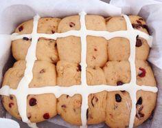 Easter - hot cross buns