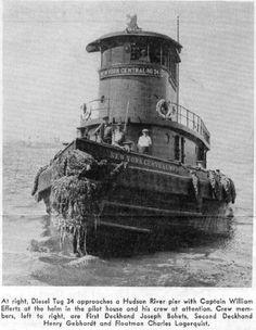 Tug Boat 1941