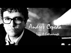 Andres Cepeda - Voy A Extrañarte - YouTube Wasting Time, Live Music, In The Heights, Music Videos, Youtube, Musicals, Singing, The Incredibles, Songs