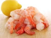 Gamberetti all'Agro ~ Gamberetti all'agro is a simple antipasto is popular all along the Italian coast. The simple flavors of the poached shrimp mingled with citrusy juice make a perfect finger food