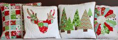 Christmas Pillow Set