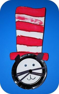 Collection of Dr. Seuss Crafts from Pinterest by valerie