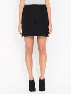 Love Me Lace Mini Skirt