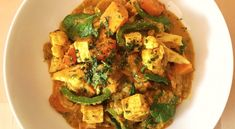 Vegetable Curry | Veganuary