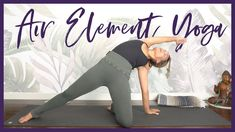 Feeling closed off with those shoulders rounding in? Defeated and distrustful? Join AllieVF, the Journey Junkie, for an Air Element Yoga Class and self-care for challenging times. This slow flow yoga sequence softens into strong postures to open the chest, the heart space