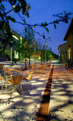 ÅF Lighting » Frederiksberg New Urban Spaces