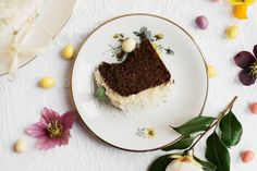 Food: Coconut Carrot Cake | Mood For Style - Fashion, Food, Beauty & Lifestyleblog | Leckeres Rezept für einen Kokos-Karotten-Kuchen