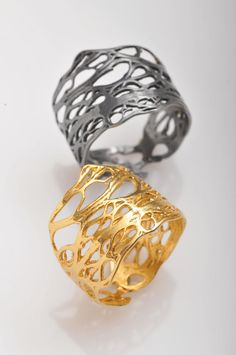 Gold luri  ring from the sabrawear collection. on Etsy, 447,25kr